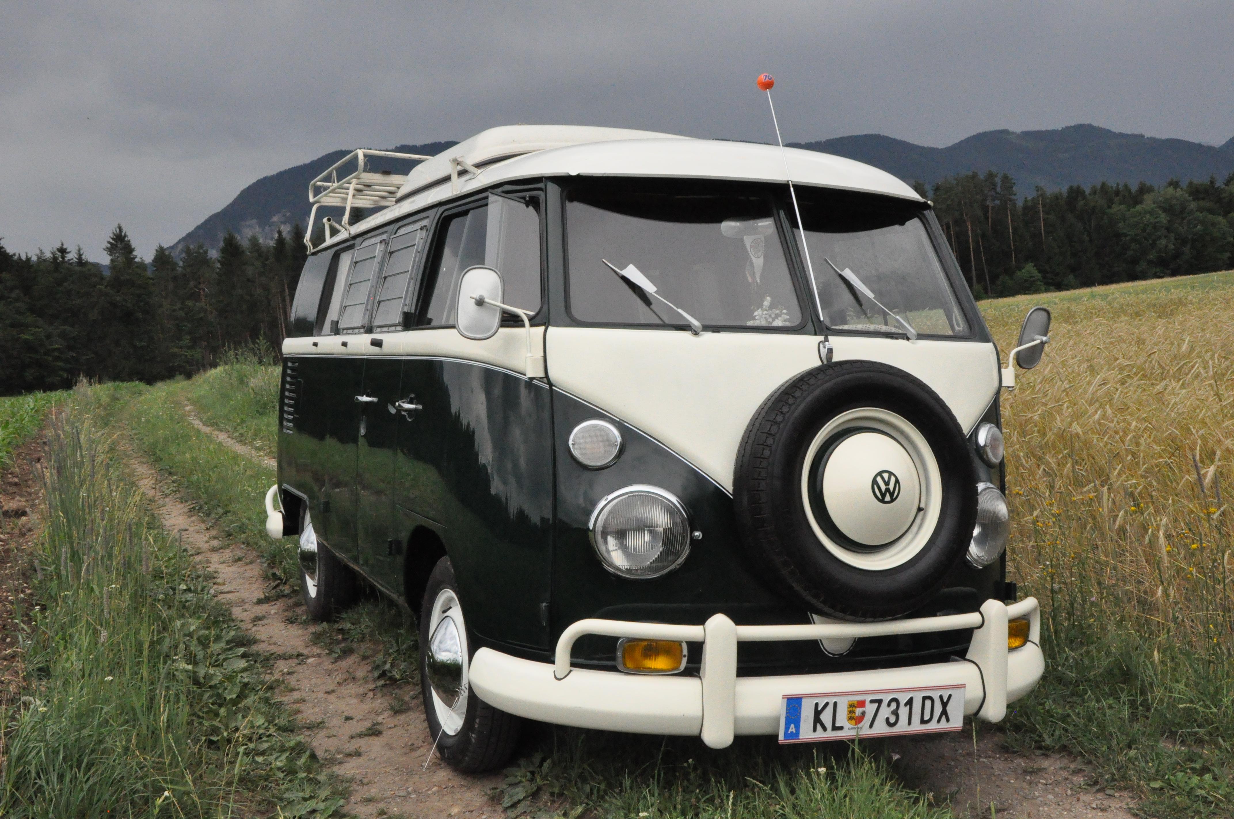 Smara - T1 Westfalia Camper Vorderansicht