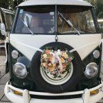 Smaro VW Bulli Hochzeit Velden